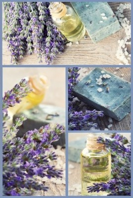 add lavender oil to your face mask