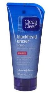 Clean and Clear Blackhead Eraser Scrub