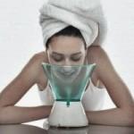 facial steaming