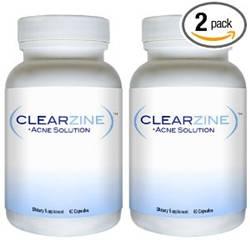 Clearzine acne pill