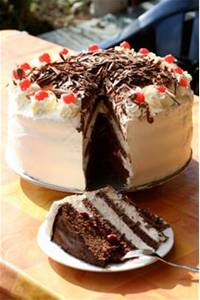 high fat high carbohydrate cake